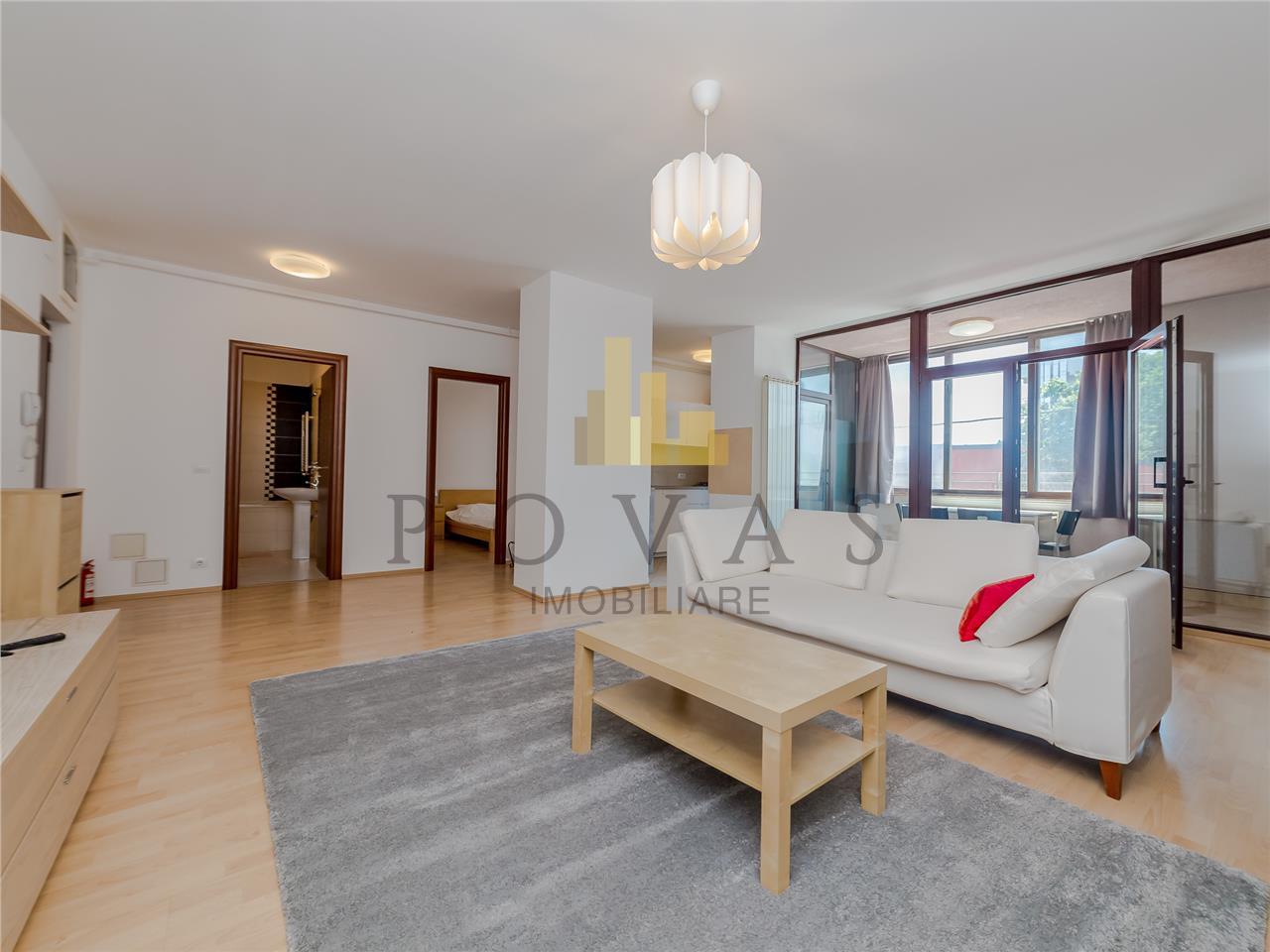 Inchiriere Apartament 2 Camere Dobrogeanu Gherea Baneasa