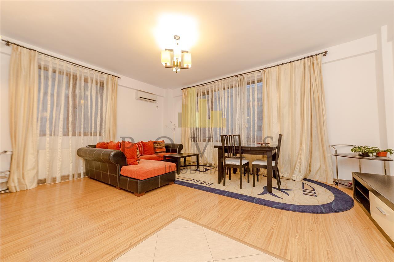 Apartament 3 Camere Baneasa Bloc Nou cu Lift